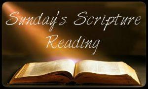 sundayscripture