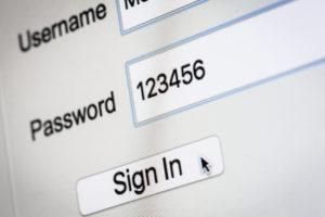 Password Sign In