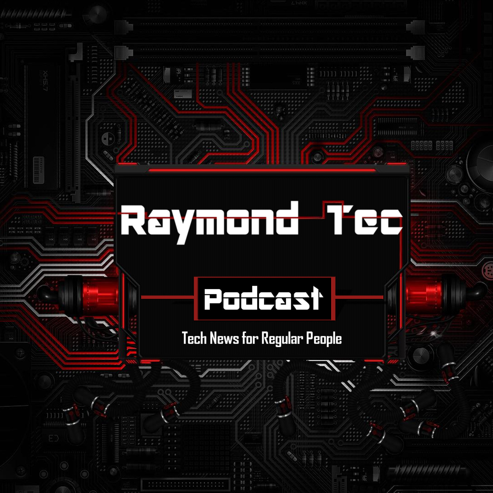 Raymond Tec Podcast Logo