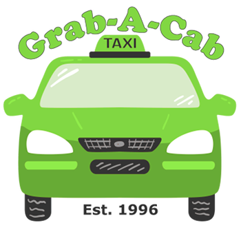 Grab-A-Cab Green Hat Light 610-478-1111