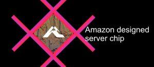 Amazon Designed Server Chip