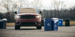Bird Box Jeep Challenge